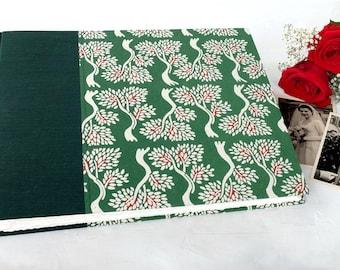 SALE, Wedding Photo Album, Handcrafted Album, Elegant Album, Newlywed Gift Book, Large Photo Album