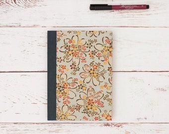 Special journal, notebook and sketchbook. Ideal for writing or drawing. Blank Book size A5.