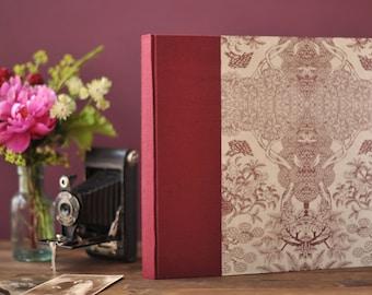 Photo Album, Unique Wedding Album, Bound by Hand, Handmade Album, Wedding Book, Wedding Albums UK, Anniversary Gift, Made to Order