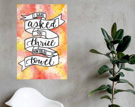 PRINT- I have asked you thrice