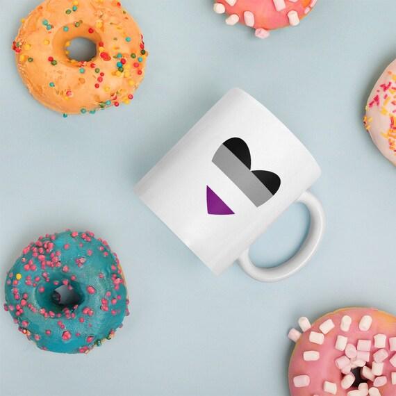 Ace Heart Double-Sided Mug