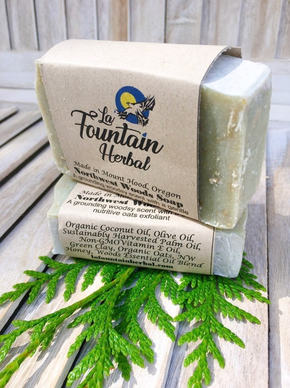 Northwest Woods Soap - Organc Soap