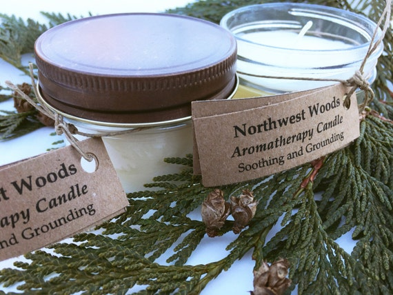 Northwest Woods Soy Candles - Handmade Candles