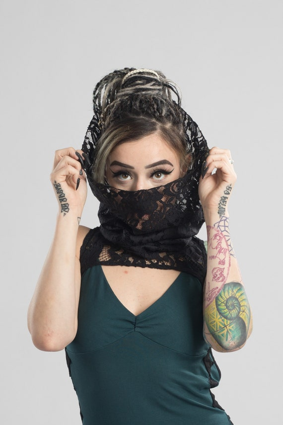 Drapelet Bolero scarf