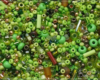 Ireland Hillside Seed Bead Mix, 50 g (6618)