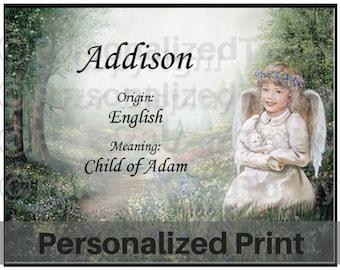 Accommodating female meaning of addison
