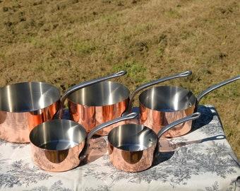 Copper Pan Sets