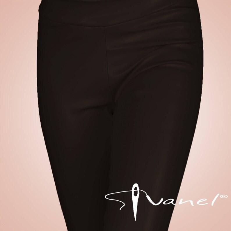 M S White leather leggingsBlack Leather Leggings Long leggings Street leggings Casual women leggings IVANEL 28 colors XXL L XL