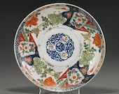 P036 Japanese Imari Charger 19th Centrury Huge and Rare