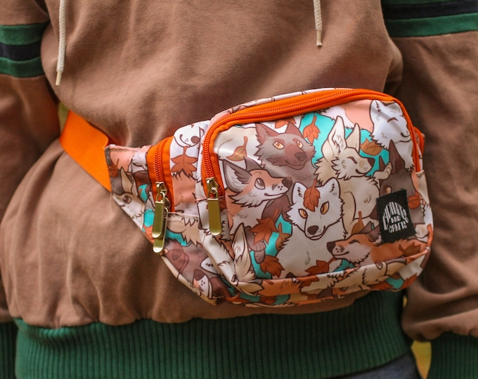 Featured listing image: Fox Fanny Pack