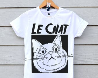 08fc2ce3 Cat Shirts Womens Tshirt Cat Graphic Shirts Womens Cat Tee Gift For Her Cat  T Shirt Women Funny Cat Shirt Girls Cat Shirt T-shirts Girls Tee