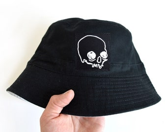 e4c1b8cf962 New skull Bucket Hat