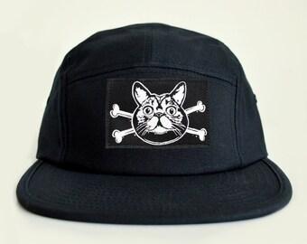 Regalo per lui Baseball cappelli regali Mens cappelli cappelli gatto Mens  Headwear gatti di snapback gatto cappello berretto Baseball Cap cde874ed1de7