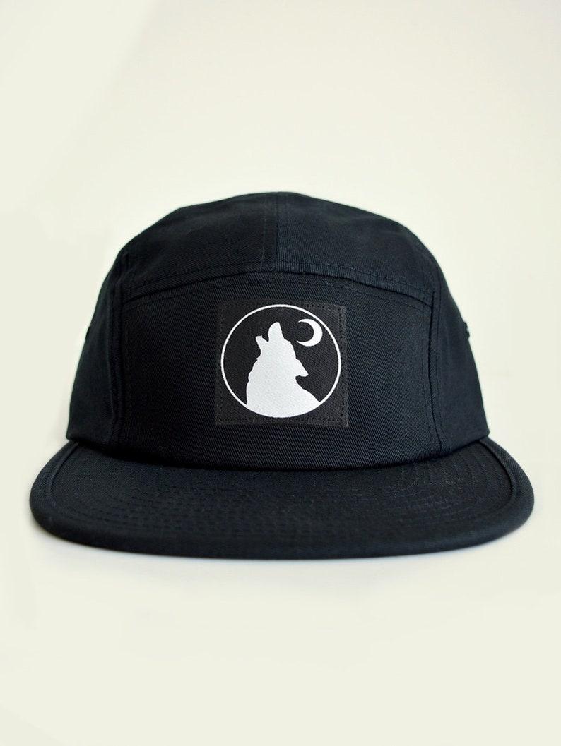 607a949709c Wolf Print Baseball Cap Snapback Hats Wolf Wolf Baseball