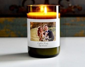 Candle/Scented Soy Wax Candles/Home Decor/Candles/Wine Candle/Candles/Wine Candle/Wedding