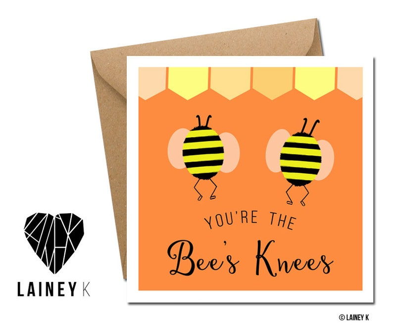 You're the Bee's Knees image 0