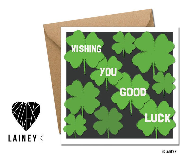 Wishing you good luck image 0