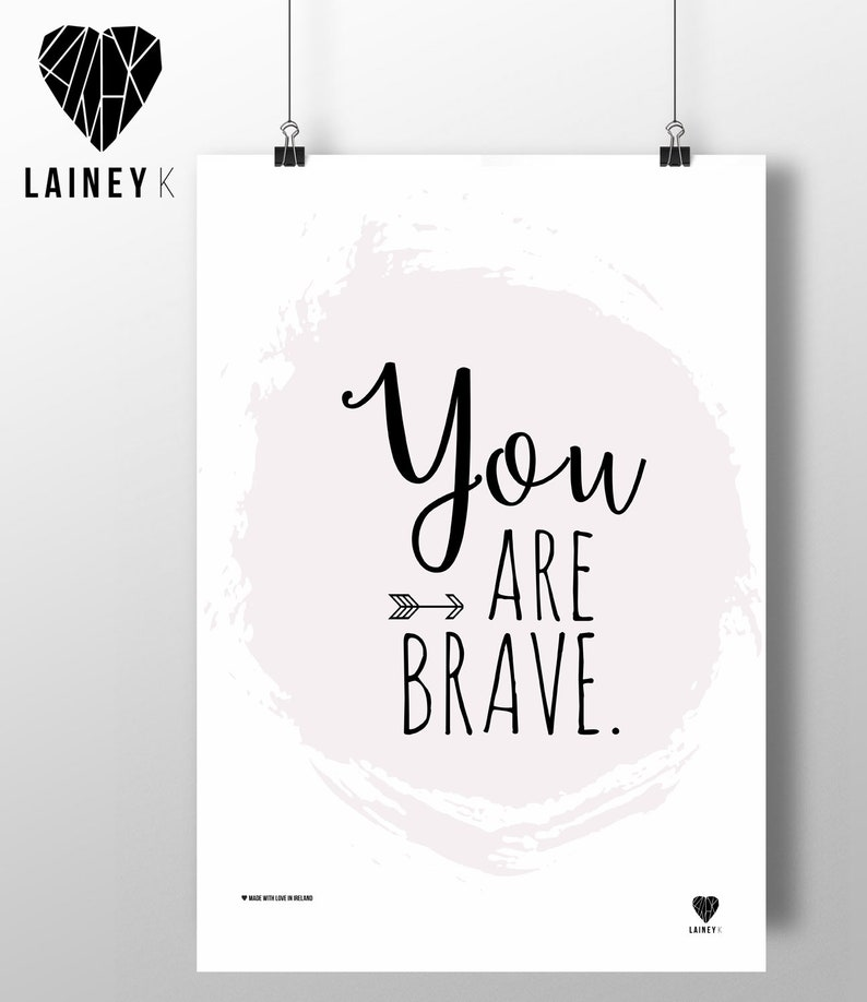 You Are Brave image 0