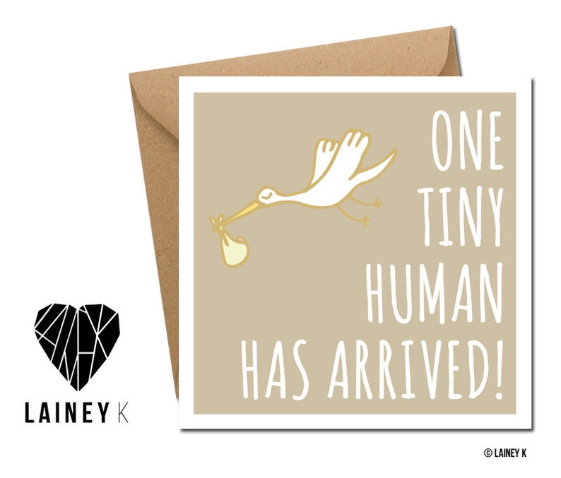 One Tiny Human Has Arrived image 0