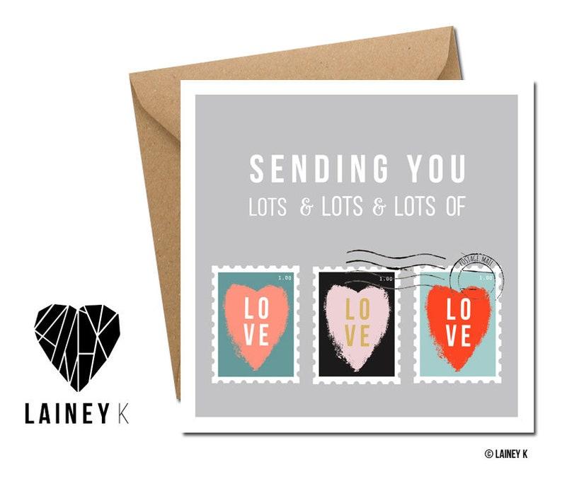 Sending Lots of Love your Way image 0