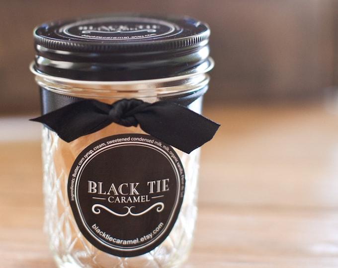 Artisan Caramel Candies Thank You Gift Jar, 3oz