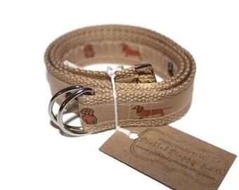 Dachshund Belt Adjustable Belt for Children/Toddlers
