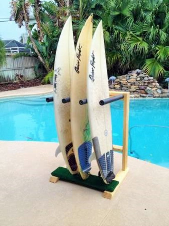 Vertical Surfboard Rack Storage Shelf | Etsy
