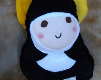 Saint Doll St. Collette Soft Catholic Religious Toy