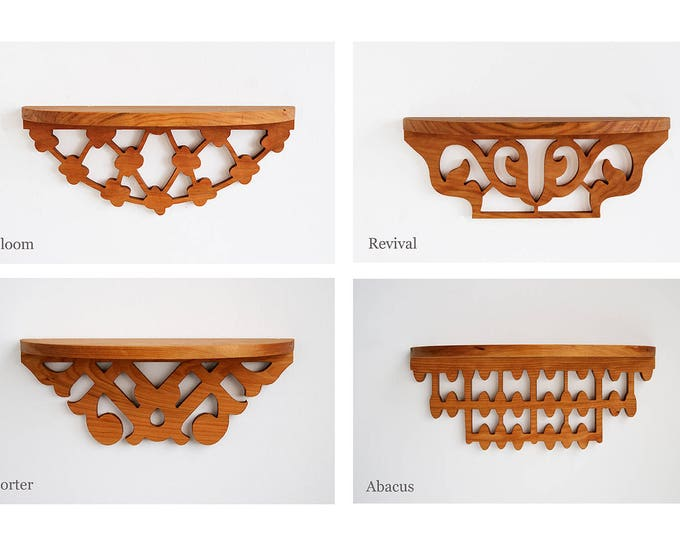 Decorative Shelf for the bathroom vanity, bedroom, living room, or kitchen