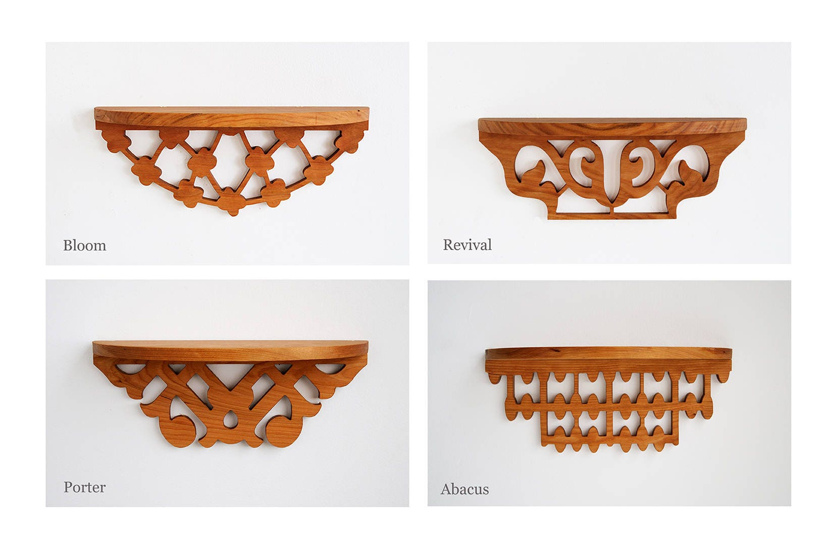 Decorative Shelf for the bathroom vanity, bedroom, living room, or ...