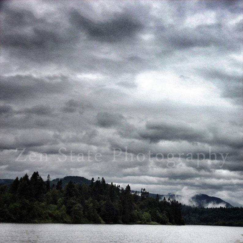 Landscape Photo Print. Landscape and Sky Photography Print. image 0