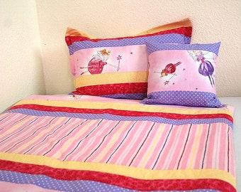 Girl Bedding Toddler Etsy