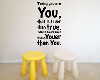 Today You Are You Etsy