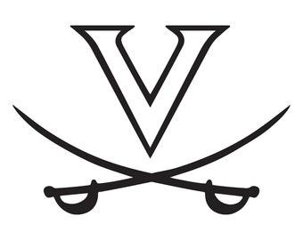 Virginia Vinyl Sticker