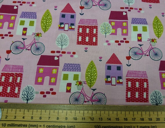 Riley Blake Happy Harvest Fall Main 100/% Cotton Craft Sew Quilt FQ 1//2m Meter