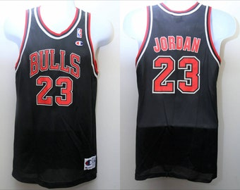 ebd058e8cd7 Rare 90 s Vintage Champion Chicago Bulls