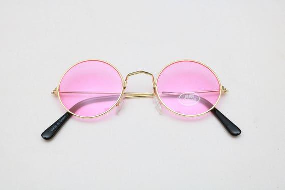 Vintage estilo REGIS JOHN LENNON redondas gafas de  849c7d2d09a8