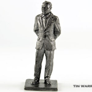 Yalta 1945 Franklin D February Roosevelt Collection 54mm 132 toy soldiers Tin toy soldiers shop