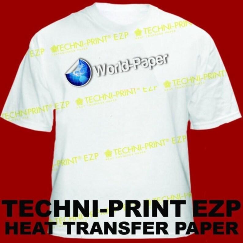 "200 SHEETS NEENAH JET-PRO SOFSTRETCH IRON ON INKJET TRANSFER PAPER 11 x 17/"""