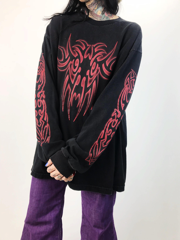 Cosmic Skools Out T-Shirt Top Tattoo Comic School Dark Unisex Gothic #3255 153