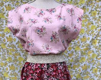 Flora summer dress