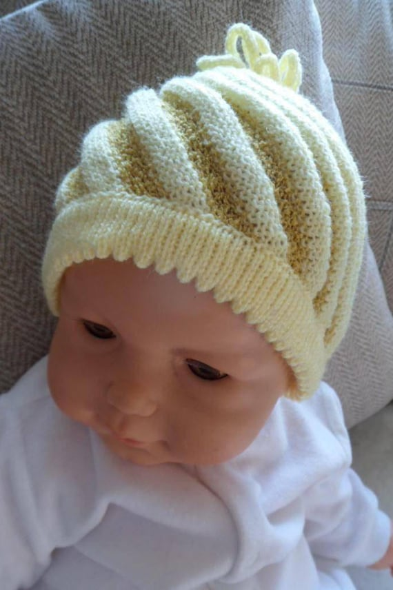 Machine knitting-Hat pattern Child or Adult-PDF instant | Etsy