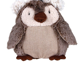 SANGER Owl hot water bottle - Made in Germany