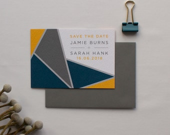 CHLOE // Wedding Stationery // Save the Date