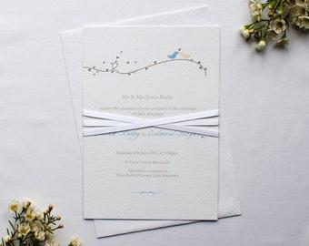 DOROTHY // Wedding Stationery // Invitation