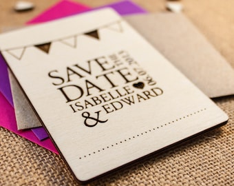 SAVE THE DATE (74 x 105mm) Kate