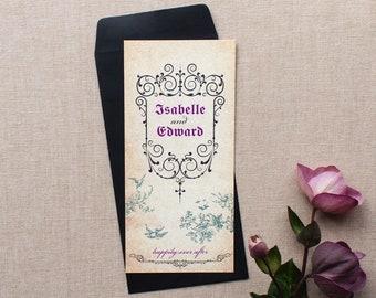 GISELLE // Wedding Stationery // Invitation