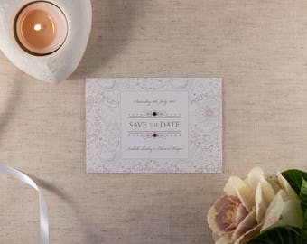 FLORENCE // Wedding Stationery // Save the Date