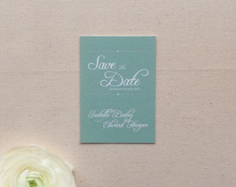 EMILY // Wedding Stationery // Save the Date