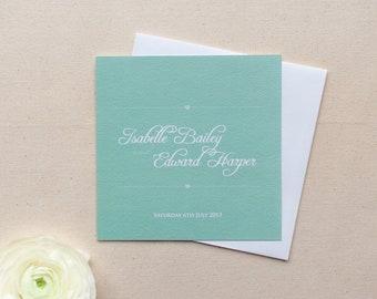 EMILY // Wedding Stationery // Invitation